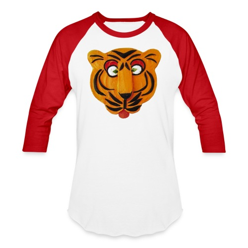 Timmy Tiger - Unisex Baseball T-Shirt