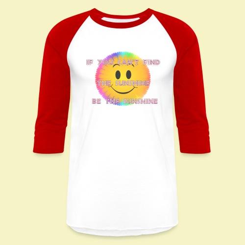 Sunshine - Baseball T-Shirt