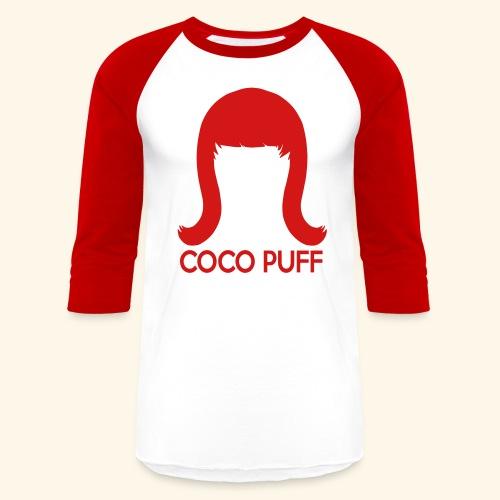 Coco Peru Fan Logo - Unisex Baseball T-Shirt