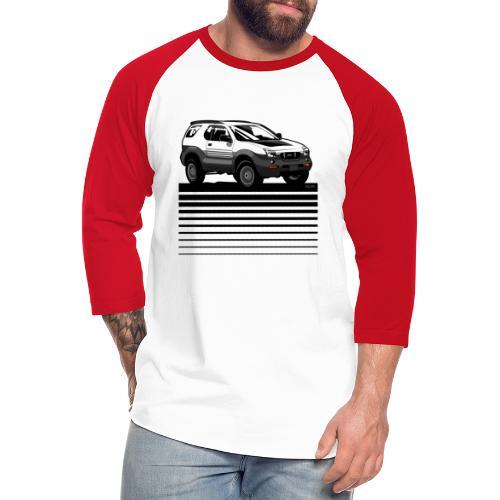 VX SUV Lines - Unisex Baseball T-Shirt