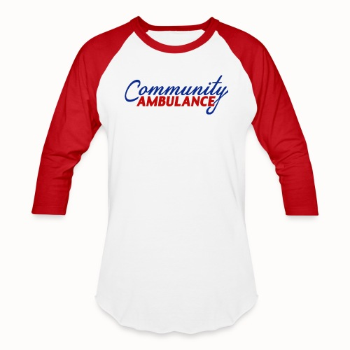 Community Ambulance png - Baseball T-Shirt