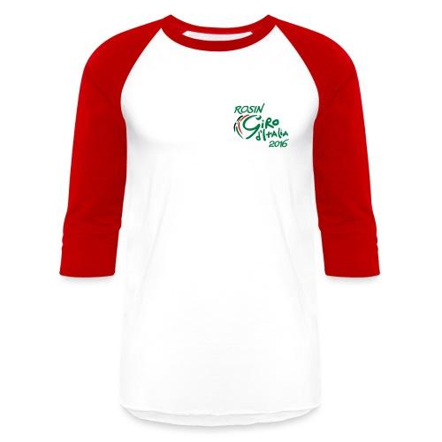 rosin tour tshirt - Baseball T-Shirt