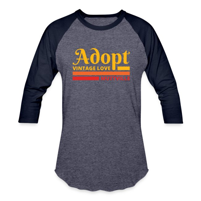 Adopt Vintage Love retro colors