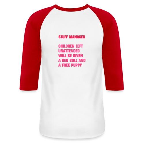 FAKE EMPLOYEE - Baseball T-Shirt