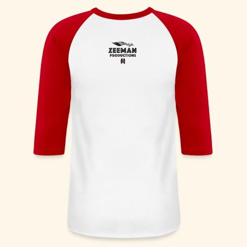 zeeman productions - Unisex Baseball T-Shirt