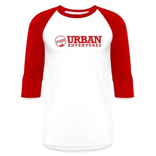 UA primary no tag REV - Baseball T-Shirt