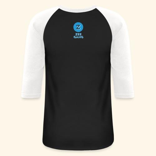 ZEE GANG - Baseball T-Shirt