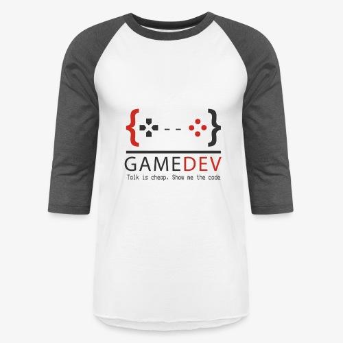 Game Developer - Baseball T-Shirt