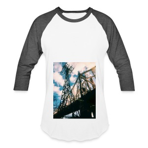 Ed Koch bridge - Baseball T-Shirt