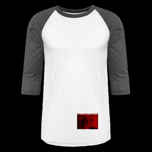 ELIAAZZ - bad VIBES forever - Baseball T-Shirt