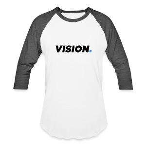 Vision Apparel - Baseball T-Shirt