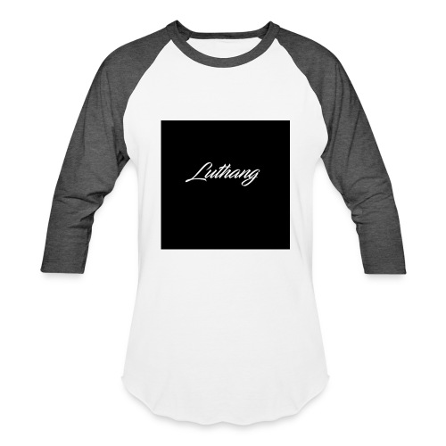 Luthang logo - Baseball T-Shirt