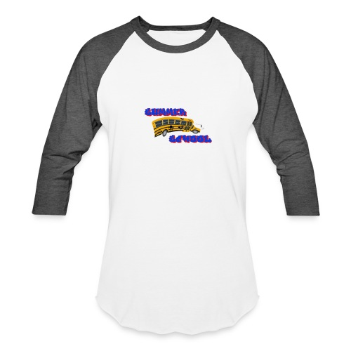 SummerSchoolLOGO - Baseball T-Shirt