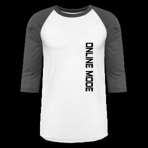 Slick Slide|Online Mode| - Baseball T-Shirt