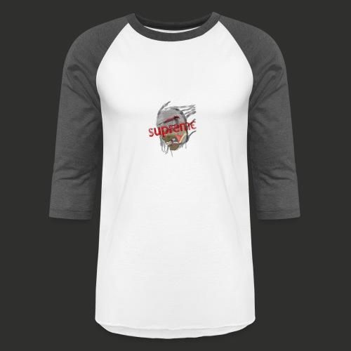 supreme x mummify - Baseball T-Shirt