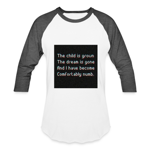 ELIAAZZ - comforably numb - Baseball T-Shirt