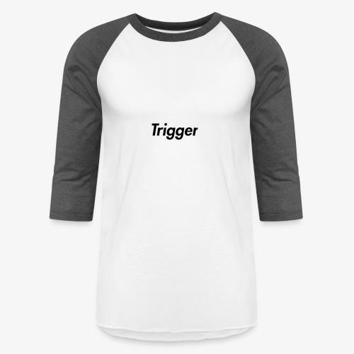 Black Trigger - Baseball T-Shirt