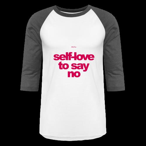 women say no - Baseball T-Shirt