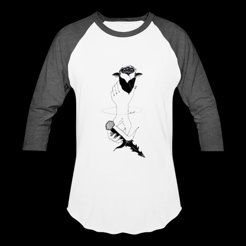 Double Ended - Baseball T-Shirt