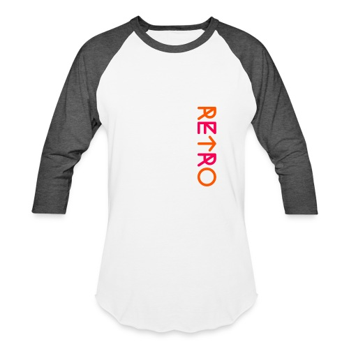 Retro - Baseball T-Shirt