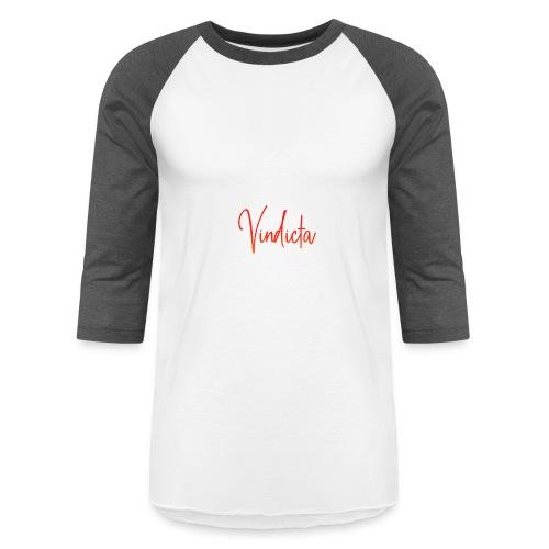Fire Logo - Baseball T-Shirt