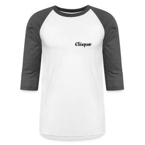 Clique OG Logo - Baseball T-Shirt