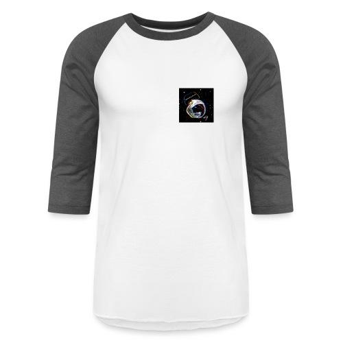 K.S.G Signature Logo - Baseball T-Shirt