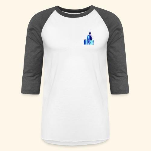 Castle Logo Tee - Baseball T-Shirt