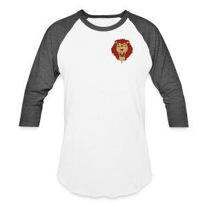 Lion FX Heart - Baseball T-Shirt