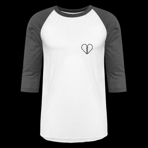 heartbroken - Baseball T-Shirt