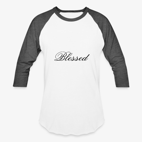 Blessed tshirt - Baseball T-Shirt
