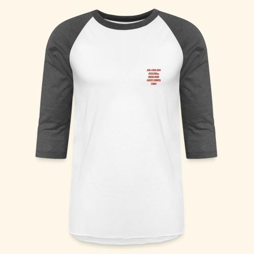 003 - Baseball T-Shirt