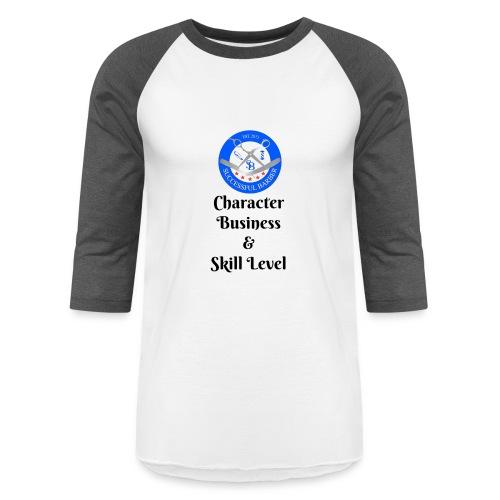 SB Seal Design - Baseball T-Shirt