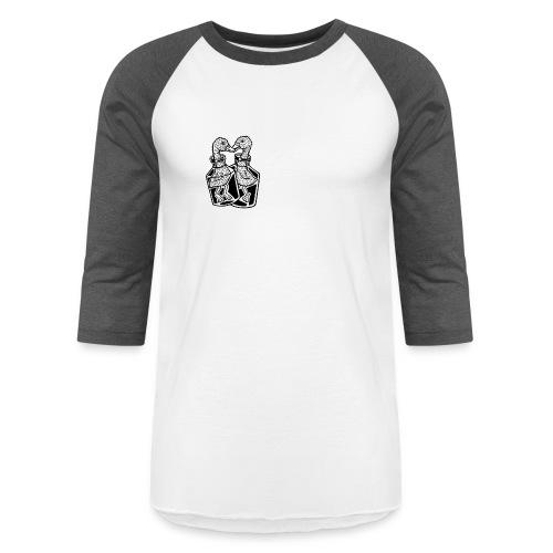 two goose - Baseball T-Shirt