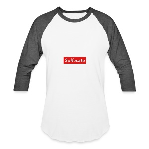 Suffocate - Baseball T-Shirt
