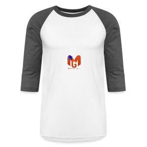 MaddenGamers MG Logo - Baseball T-Shirt