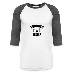 6 Versus 6 - Baseball T-Shirt