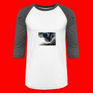 sly cat - Baseball T-Shirt