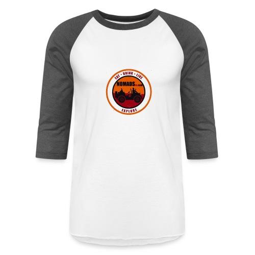 Nomads Logo - Baseball T-Shirt