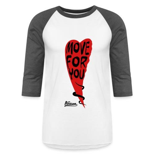 Move4U - Baseball T-Shirt