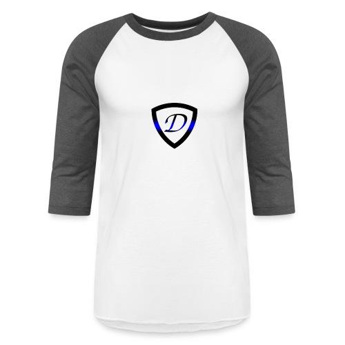 Dietz Foundation Thin Blue Line Badge - Baseball T-Shirt
