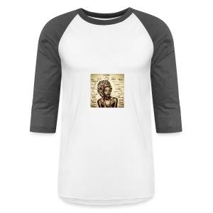 Who I Am As A Women - Baseball T-Shirt