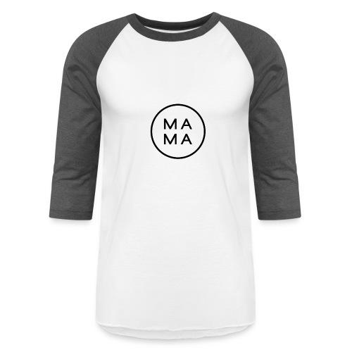 Mama baseball-T-shirt - Baseball T-Shirt