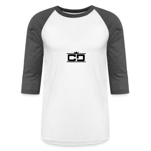 CD (King Design) - Baseball T-Shirt