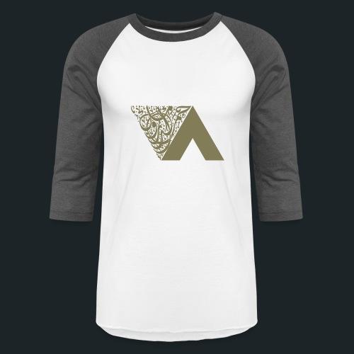 Ahmed Romel Gold Calli Full - Baseball T-Shirt