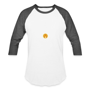Flame (For cases and Cups) - Baseball T-Shirt