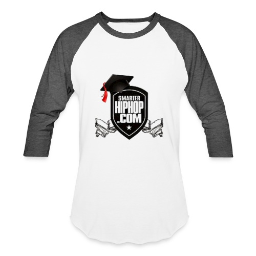 Official Smarterhiphop Merch - Baseball T-Shirt