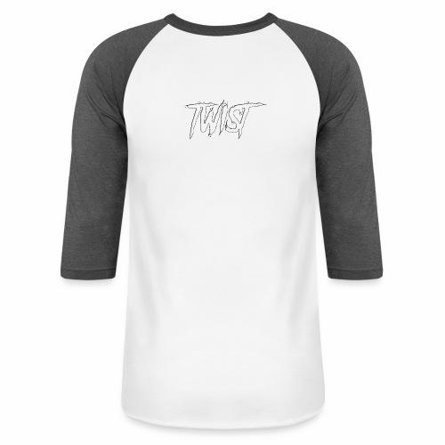 Aura Twist - Baseball T-Shirt
