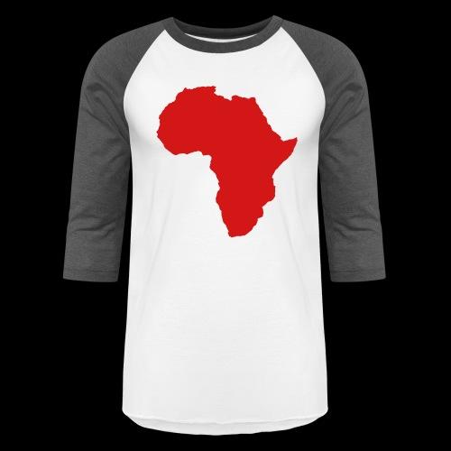 Africa - Baseball T-Shirt