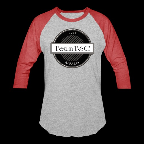 TeamTSC Badge - Baseball T-Shirt